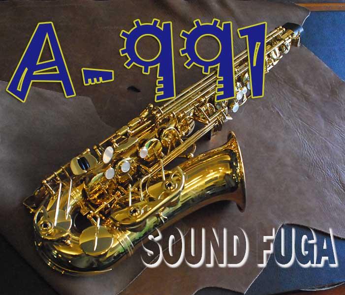 YANAGISAWA A-991 ALTO アルトサックス 良品