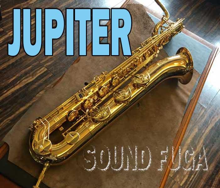 JUPITER JBS-793GL Low-A付 バリトンサックス 美品