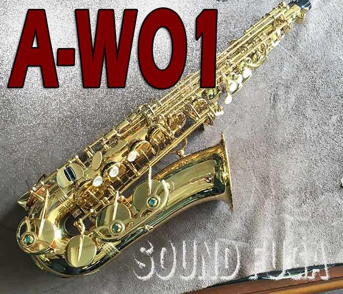 YANAGISAWA A-WO1 アルトサックス 良品