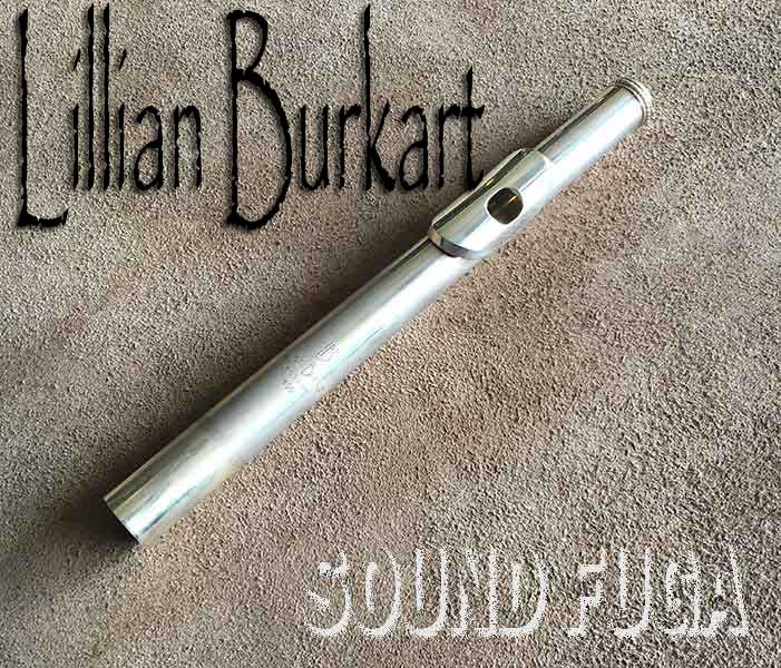 LILLIAN BURKART #119 HEAD JOINT 頭部管