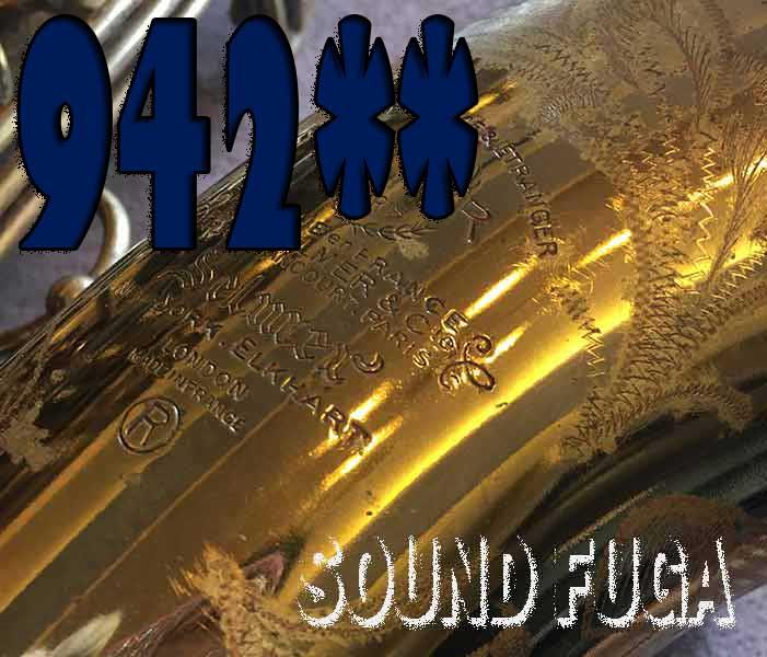 ★祝・令和元年セール★A.SELMER MARK VI 94千番台 オリジナルラッカー95% テナーサックス
