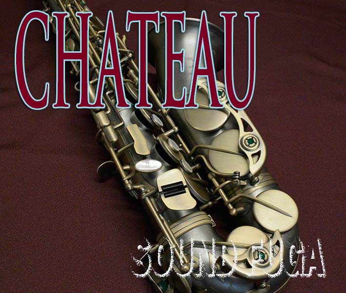 CHATEAU  CAS-HNS アルトサックス 極上 委託品