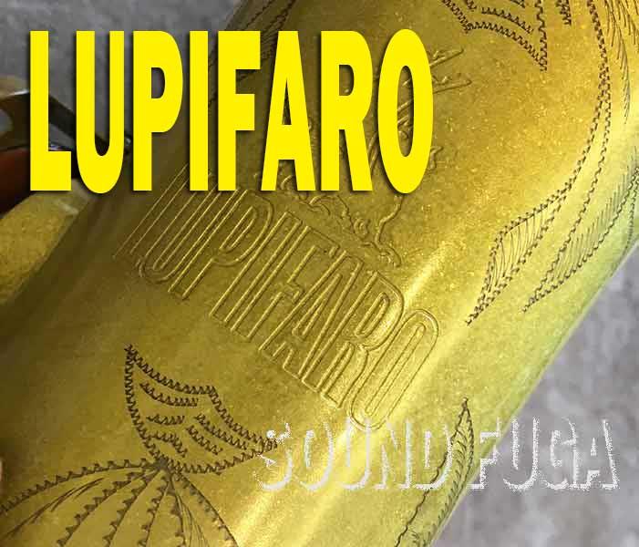LUPIFARO Platinum Series VINTAGE イタリア製ハンドメイド テナーサックス