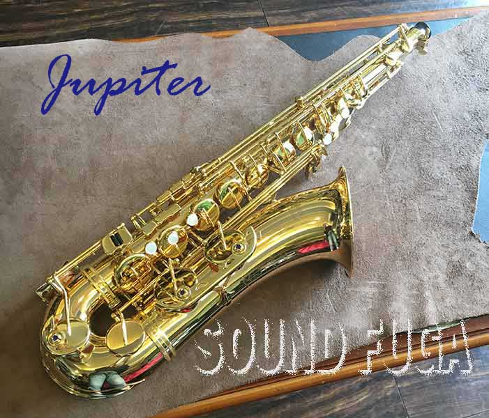 ◆スプリングセール◆JUPITER JTS-889 TENOR テナーサックス STERLING SILVER NECK 極上