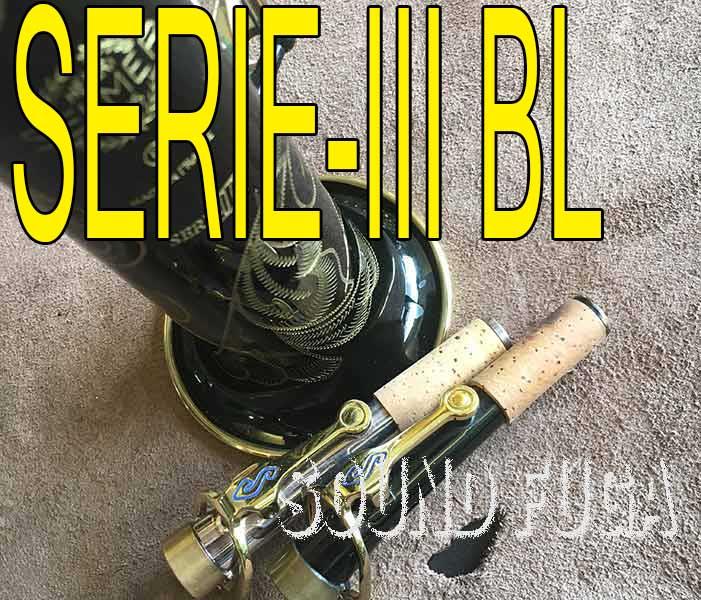 ◆決算セール◆H.SELMER SERIE-III W/E BL ブラックラッカー ソプラノサックス