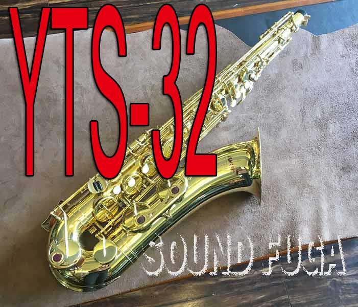 ◆決算セール◆YAMAHA YTS-32 テナーサックス 良品