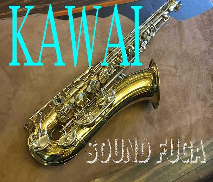 ★新春セール★B&S (KAWAI) ドイツ製 テナーサックス