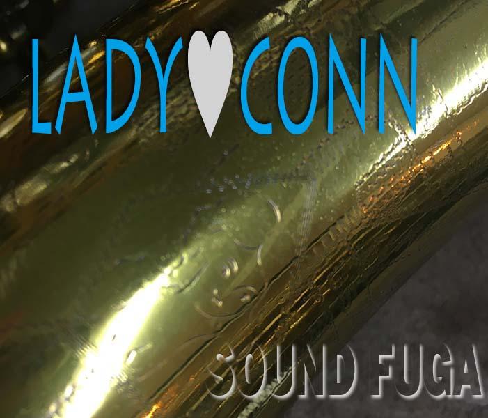 C.G.CONN 6M Naked lady 31万番台 ロールドトーンホール リラッカー