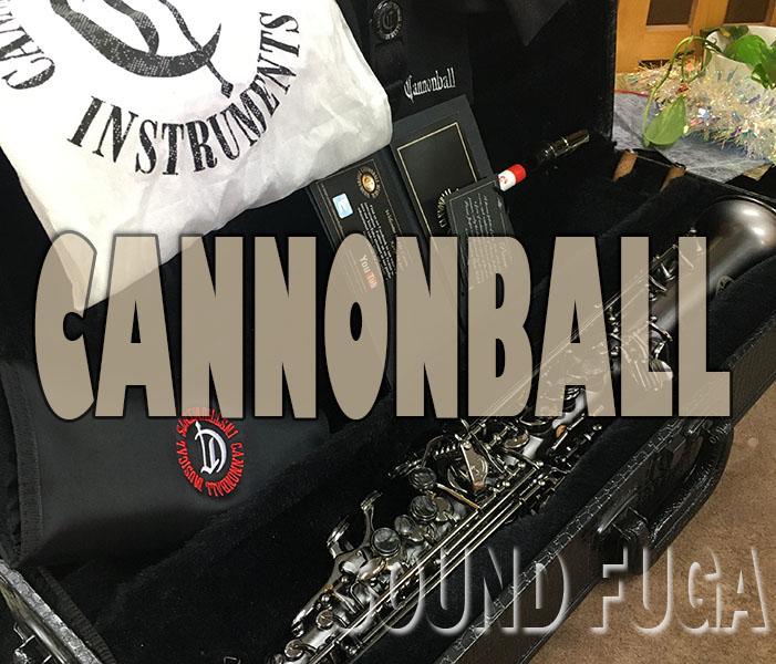 """CANNONBALL S5-BiceB """"TheRaven""""  ソプラノサックス 美品"""