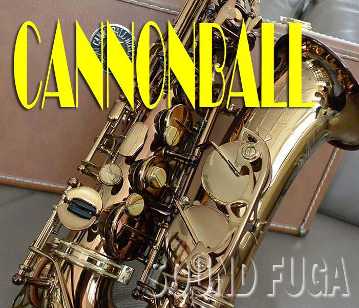 CANNONBALL AVR/PC-L ビンテージリボーン 限定モデル アルトサックス