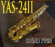 YAMAHA YAS-24II ALTO アルトサックス