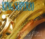 KING SUPER 20 TENOR 34万番  テナーサックス