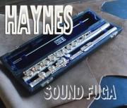 HAYNES 総銀 FLUTE レギュラー管 美品