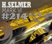 H.SELMER MARK VI 21万番台 ソプラノサックス オリジナルラッカー