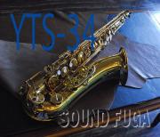 YAMAHA YTS-34 テナーサックス 良品