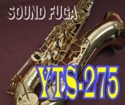 YAMAHA YTS-275 テナーサックス 3WAYケース