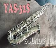 YAMAHA YAS-32S 銀メッキ ALTO アルトサックス 美品