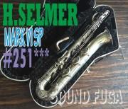 H.SELMER MARK VI 25万番台 Low-A付 SP バリトンサックス
