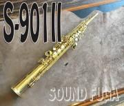 YANAGISAWA S-901II  SOPRANO ソプラノサックス 良品