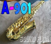 YANAGISAWA A-901 ALTO アルトサックス 良品
