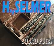 H.SELMER  Bass Clarinet グラナディラ材 Low Eb バスクラリネット