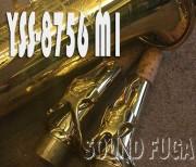 YAMAHA YSS-875 SOPRANO M1ネック ソプラノサックス 美品