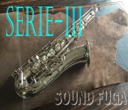 H.SELMER SERIE-III SILVER PLATE 銀メッキ テナーサックス 美品