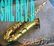 SML Rev.D 13千番 テナーサックス オリジナルラッカー98%