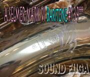 A.SELMER MARK VI 13万番台オリジナルラッカー90% バリトンサックス Low A無し 委託品