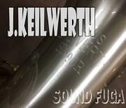 ★年に一度の決算セール★J.KEILWERTH SX-90R  Solid Nickel Silver 限定モデル アルトサックス 美品