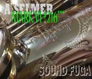 A.SELMER MARK VI 21万番台 オリジナルLQ99% アルトサックス ギャランティカード
