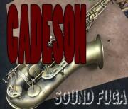 CADESON T-902AS HighF#無 テナーサックス 良品