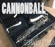"""CANNONBALL SC-BS """"BIG BELL SERIES"""" カーブド ソプラノサックス"""