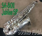 H.SELMER SA-80II 希少銀メッキ JUBILEE  SP アルトサックス 美品
