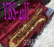 YAMAHA YBS-41II バリトンサックス 美品