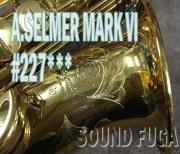 ★決算セール★ A.SELMER MARK VI 22万番台 オリジナルラッカー98% アルトサックス