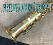H.SELMER MARK VI 26万番台 彫刻無 オリジナルラッカー ソプラノサックス
