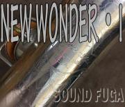 C.G.CONN New Wonder SP 16万番台 ベルインナーゴールド アルトサックス