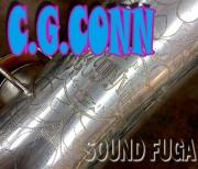 C.G.CONN NEW WONER SP インナーゴールド13万番台 テナーサックス