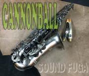 CANNONBALL A5-BiceB Raven アルトサックス 美品