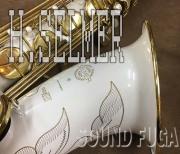 H.SELMER SERIE-III 超希少 特注品 WHITE 56万番台 テナーサックス