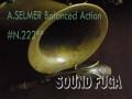 ★★A.SELMER BA(Balanced Action) 22千番台 オリジナルラッカー テナーサックス