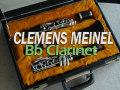 CLEMENS MEINEL Bb Clarinet ヴィンテージクラリネット