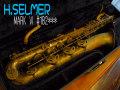 H.SELMER MARK VI Low-A 18万番台バリトン オリジナルLQ