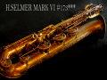 H.SELMER MARK VI 17万番台 Low-A付バリトン オリジナルラッカー