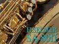 H.SELMER SA80II 彫刻付 58万番 バリトンサックス 良品