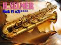 H.SELMER MARK VI 21万番台 Low-A付 バリトンサックス 良品