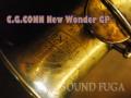 C.G.CONN NEW  WONDER GP ソプラノサックス 希少金メッキモデル