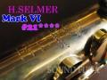 H.SELMER MARK VI  21万番台 オリジナルラッカー ソプラノサックス