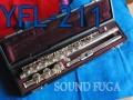 YAMAHA YFL-211 フルート 美品